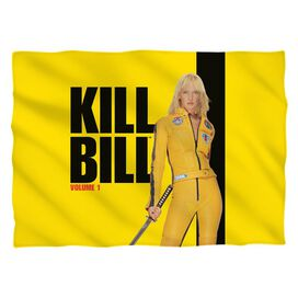 Kill Bill Vol 1 Poster Pillow Case