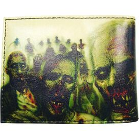 Zombies Feast Double Cover Wallet