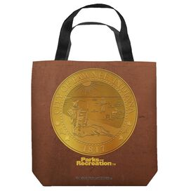Parks And Rec Pawnee Seal Tote