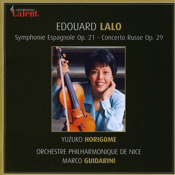 E. Lalo - Symphonie Espagnole for Violin & Orchestra