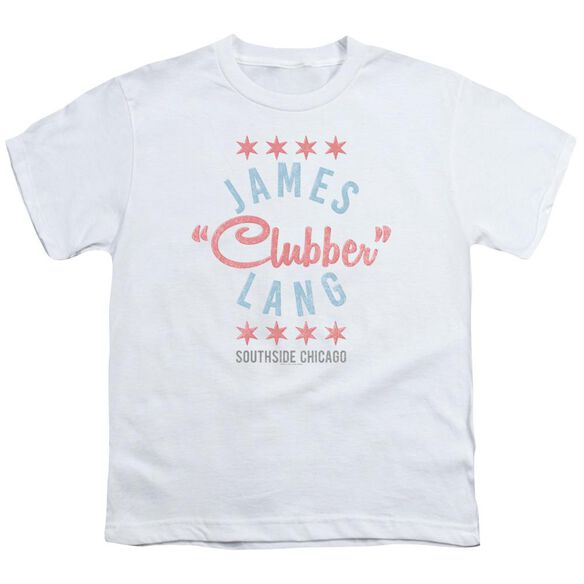 Rocky Iii Clubber Short Sleeve Youth T-Shirt