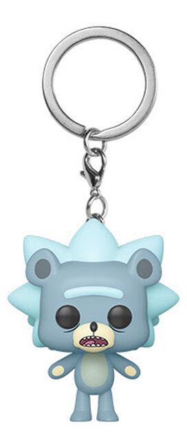 Funko Pocket Pop! Keychain: Rick & Morty - Teddy Rick