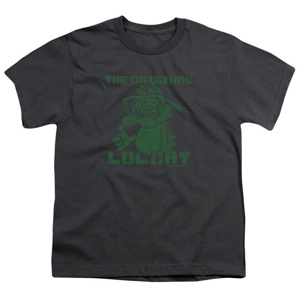 Garfield Og Lol Short Sleeve Youth T-Shirt