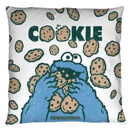 Sesame Street Cookie Crumble Throw