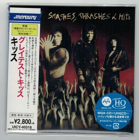 Kiss - Smashes Thrashes & Hits (UHQCD-MQA)