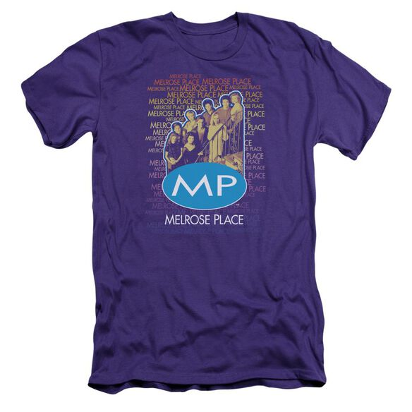 Melrose Place Melrose Place Short Sleeve Adult T-Shirt