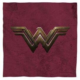 Wonder Woman Movie Emblem Bandana