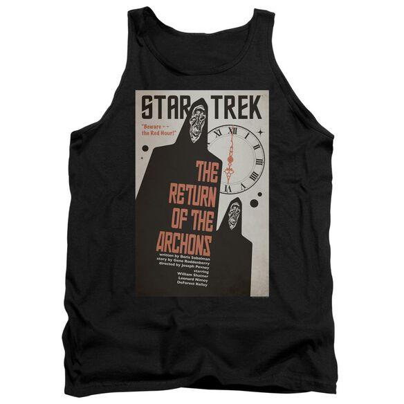 Star Trek Tos Episode 21 Adult Tank
