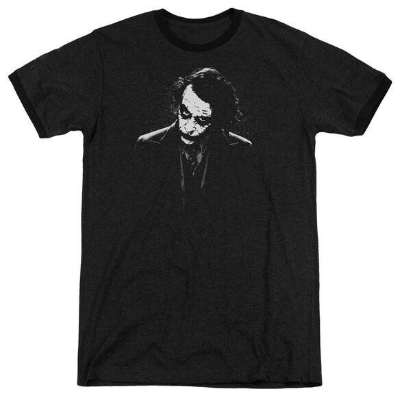 Dark Knight Dark Joker Adult Ringer