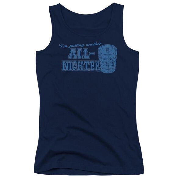 All Nighter Juniors Tank Top