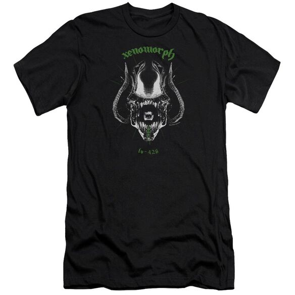 Alien Xenomorph Premuim Canvas Adult Slim Fit