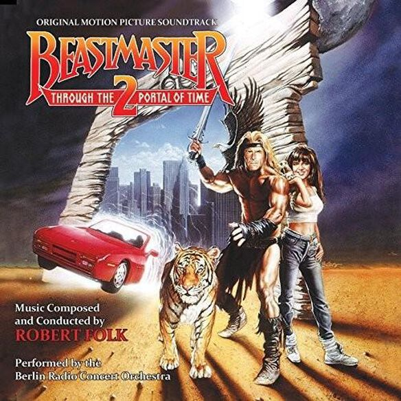 Beastmaster Ii: Through The Portal Of Time O.S.T