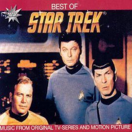 Various Artists - Best of Star Trek (Music From the Original TV Series and Motion Picture)