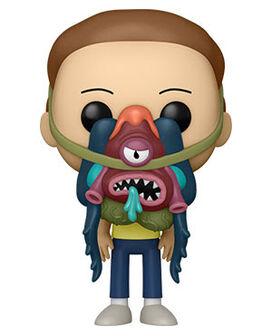 Funko Pop! Animation: Rick & Morty- Morty w/ Glorzo