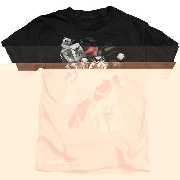 BATMAN SMOKING GUN - S/S JUVENILE 18/1 - BLACK - T-Shirt