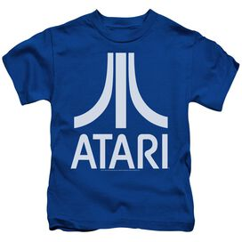 Atari Atari Logo Short Sleeve Juvenile Royal T-Shirt