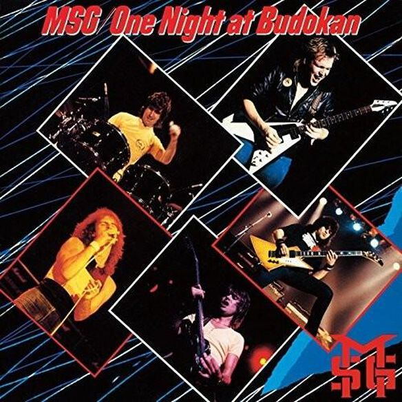 One Night At Budokan (Bonus Tracks) (Rmst) (Uk)