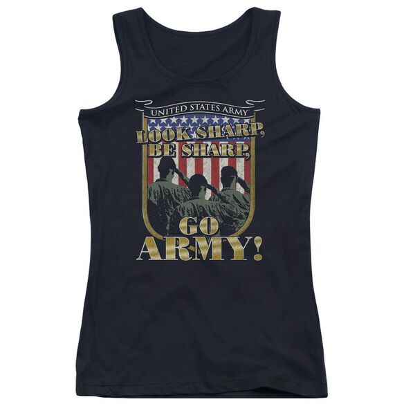 Army Go Army Juniors Tank Top