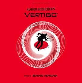 Bernard Herrmann - Vertigo (Original Motion Picture Soundtrack)