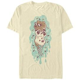We Bare Bears Ice Cream T-Shirt