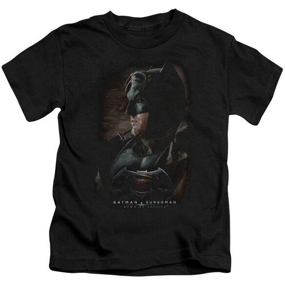 Batman V Superman Desert Gear Short Sleeve Juvenile T-Shirt