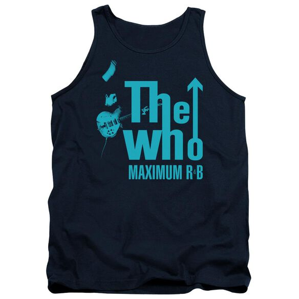 The Who Maximum R&B Adult Tank