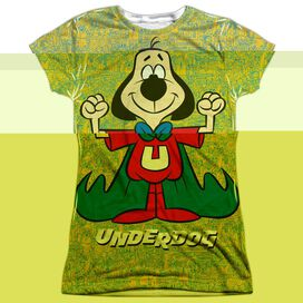 UNDERDOG FLEXING-S/S JUNIOR T-Shirt