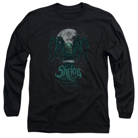 Lord Of The Rings Shelob Long Sleeve Adult T-Shirt