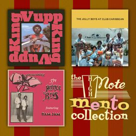 Various Artists - High Note Mento Collection: 3 Original Albums Plus Bonus Tracks /Various