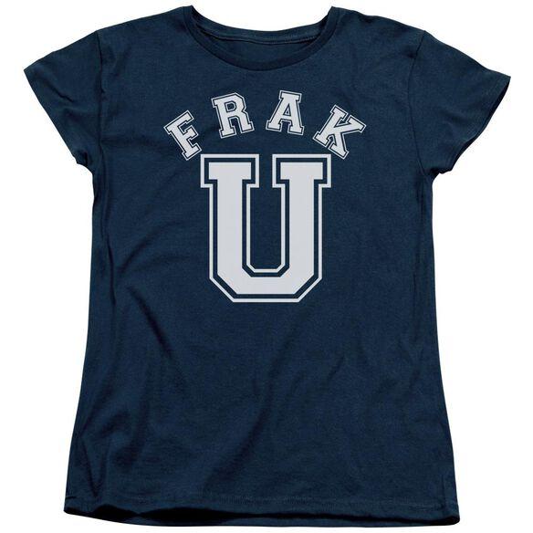 Bsg Frak U Short Sleeve Womens Tee T-Shirt