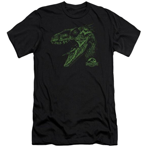 Jurassic Park Raptor Mount Premuim Canvas Adult Slim Fit