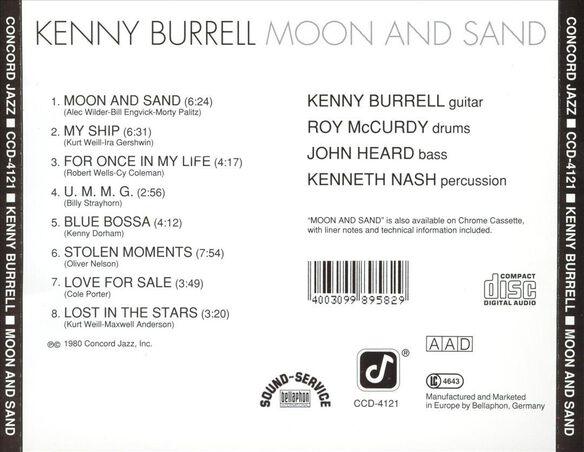 Moon & Sand 393