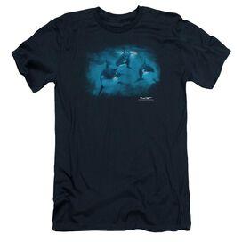 Wildlife Pod Of Orcas Short Sleeve Adult T-Shirt