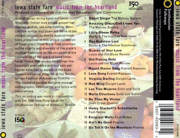 Iowa State Fare / Various