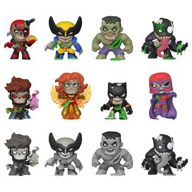 Funko Mystery Mini: Marvel Zombies [Assorted Blind Box]