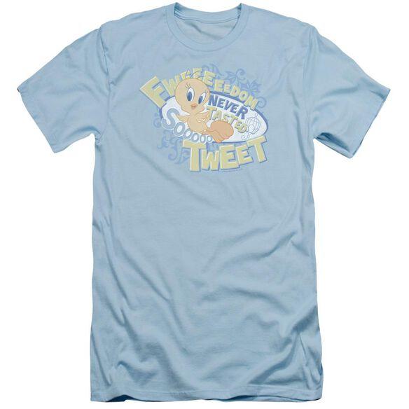 Looney Tunes Fweedom Short Sleeve Adult Light T-Shirt