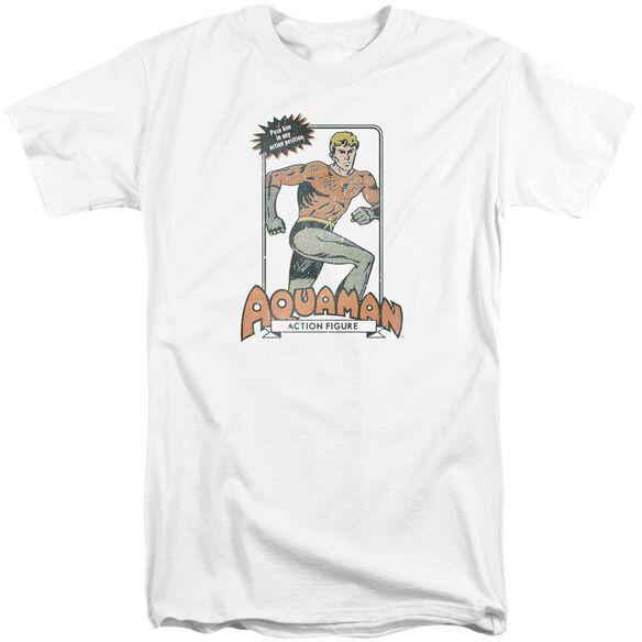 Dc Am Action Figure Short Sleeve Adult Tall T-Shirt