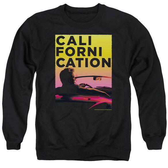 Californication Sunset Ride Adult Crewneck Sweatshirt