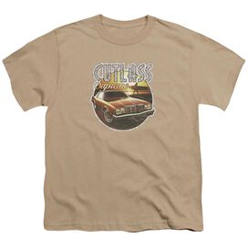 Oldsmobile Supreme Iron On Short Sleeve Youth T-Shirt
