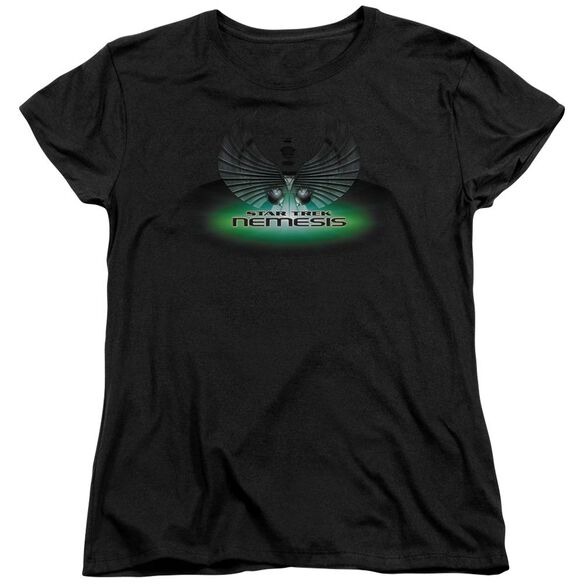 Star Trek Nemesis(Movie) Short Sleeve Women's Tee T-Shirt