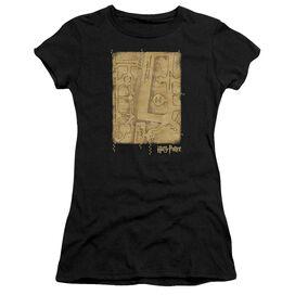 HARRY POTTER MARAUDERS MAP INTERIOR-S/S T-Shirt