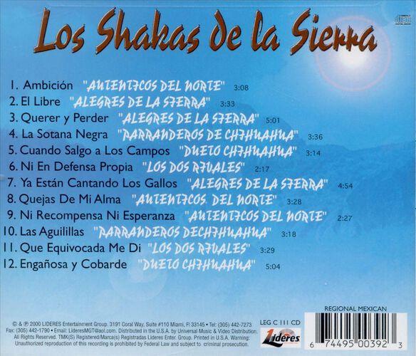 Los Chacas De La Sierra