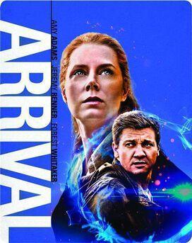 Arrival [Blu-ray Steelbook]