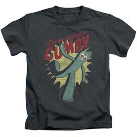 Gumby Bendable Short Sleeve Juvenile T-Shirt
