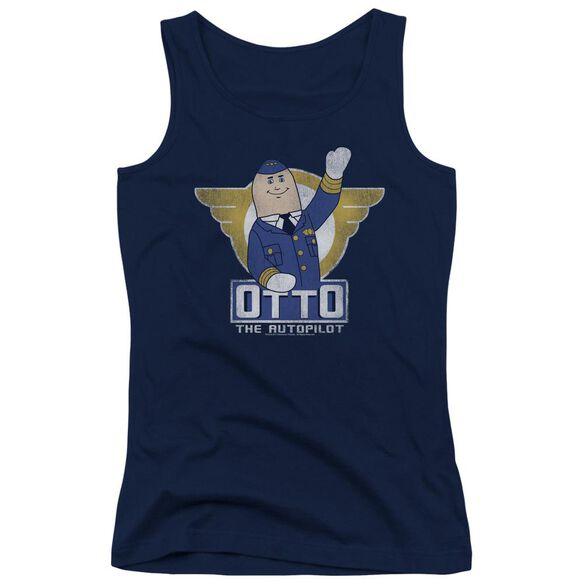 Airplane Otto Juniors Tank Top