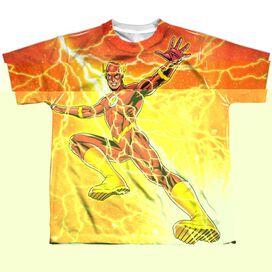 JLA FAST AS LIGHTNING-S/S YOUTH T-Shirt