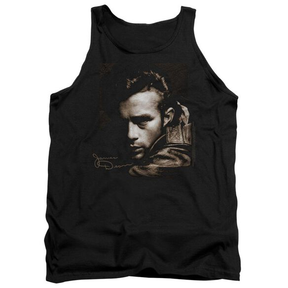 Dean Brown Leather Adult Tank