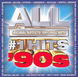Various Artists - All #1 Hits 90s