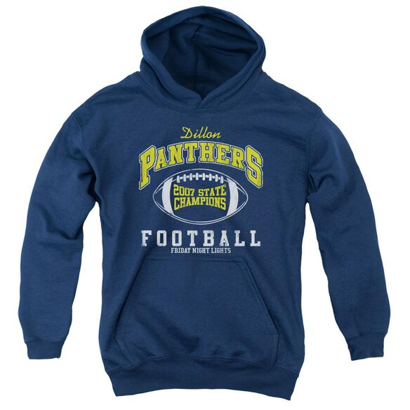 Friday Night Lights State Champs Youth Pull Over Hoodie
