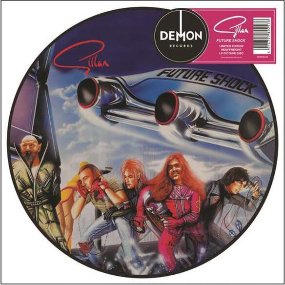 Future Shock Picture Disc (Pict) (Uk)